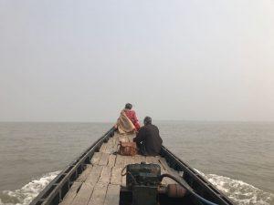 Brahmaputra River Women
