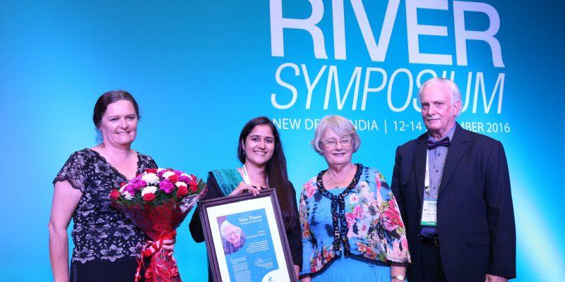 Suprana Kaityani - 2016 Vera Thiess Fellowship Recipient