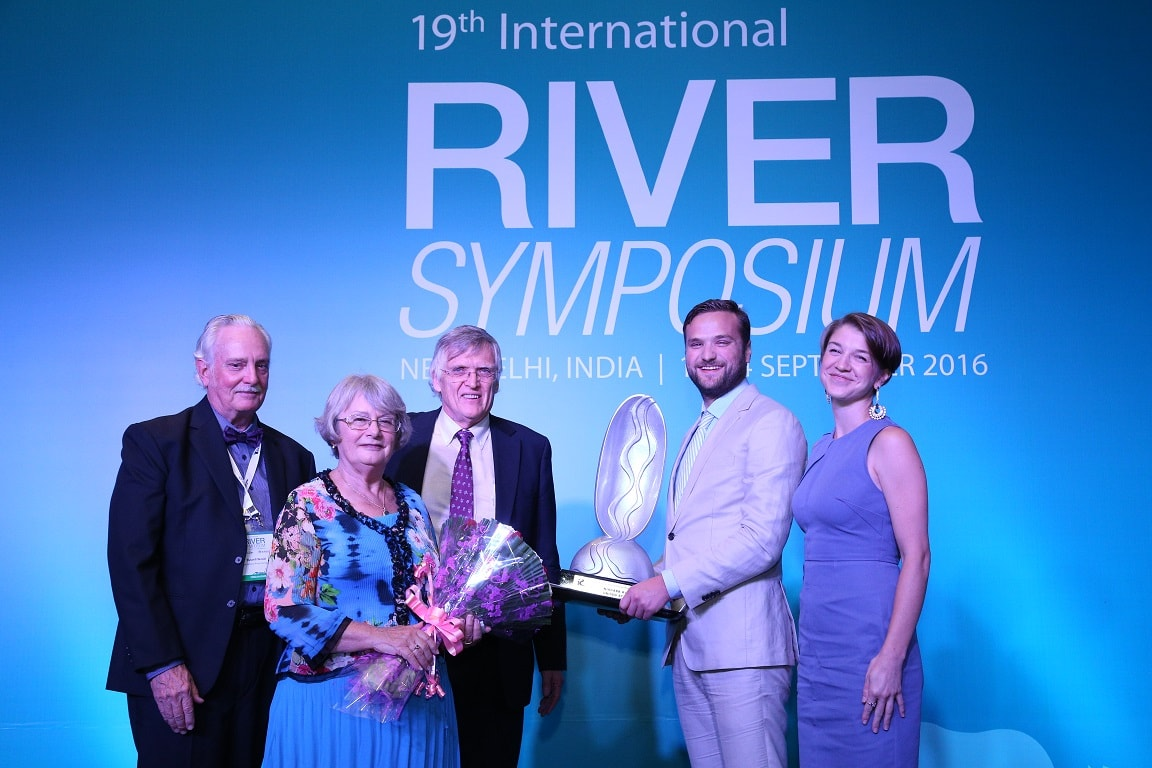 Niagara River team wins 2016 Thiess International Riverprize